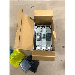 FUJI ELECTRIC SA103RCUL 60 CIRCUIT BREAKER