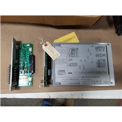 BENTLY NEVADA 3300/16-03-01 DUAL VIBRATION MONITOR CIRCUIT BOARD W/RELAY CARD *SEE PICS FOR DETAILS*