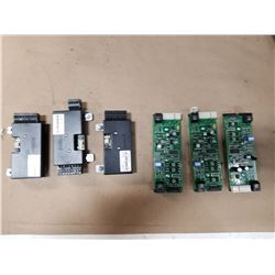 LOT OF INTERROLL DC-EC100 & 8887R4 CARDS *SEE PICTURES FOR DETAILS*