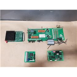 LOT OF MISC CIRCUIT BOARDS *SEE PICS FOR PART #S*