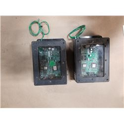 (2) FACS 941587 MLAN INTERFACE CIRCUIT BOARDS *SEE PICS FOR DETAILS*