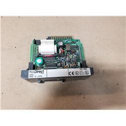 PLC DIRECT D3-330 CPU MODULE