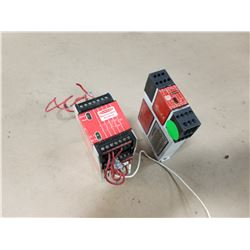 LOT OF BANNER POWER SUPPLY *SEE PICS FOR DETAILS*