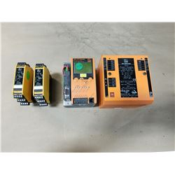 LOT OF IFM ELECTRONIC COMPONETS *SEE PICS FOR DETAILS*