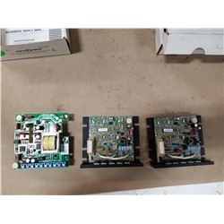 LOT OF KB ELECTRONICS CIRCUIT BOARD *SEE PICS FOR PART #S*
