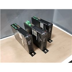 (3) PACIFIC SCIENTIFIC SDN902NN-001-1 SERVO DRIVES