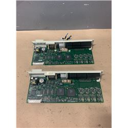 (2) - SIEMENS 6SN1118-0DK23-0AA2 CIRCUIT BOARDS
