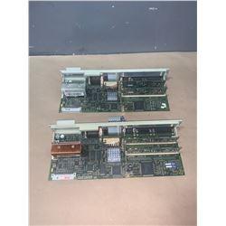 (2) - SIEMENS 6SN1118-0DJ23-0AA0 CIRCUIT BOARDS