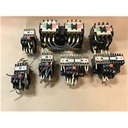 LOT OF MITSUBISHI CONTACTOR *PART # PICTURED*