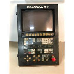 MITSUBISHI / MAZAK MAZATROL M-1 YZ15A-2 CONTROL PANEL