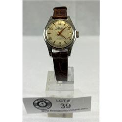 Rare 1958 Swiss Made Watch by Atlantic