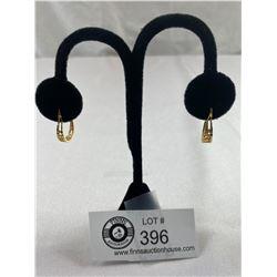 Very Nice 10k Gold Earrings