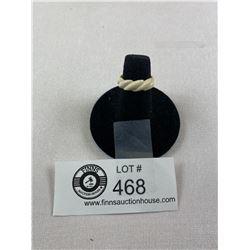 Vintage Ivory Ring