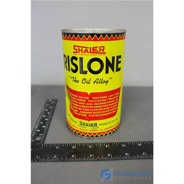 Shaler Rislone Oil Can