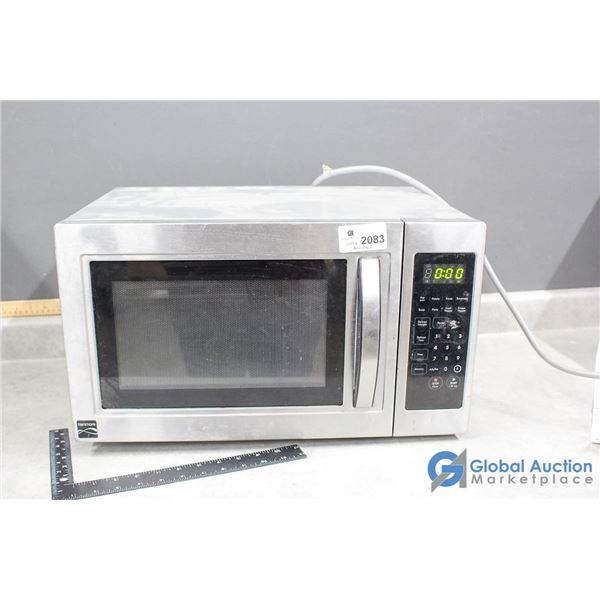 Working Kenmore Microwave - Missing Glass Turn Table