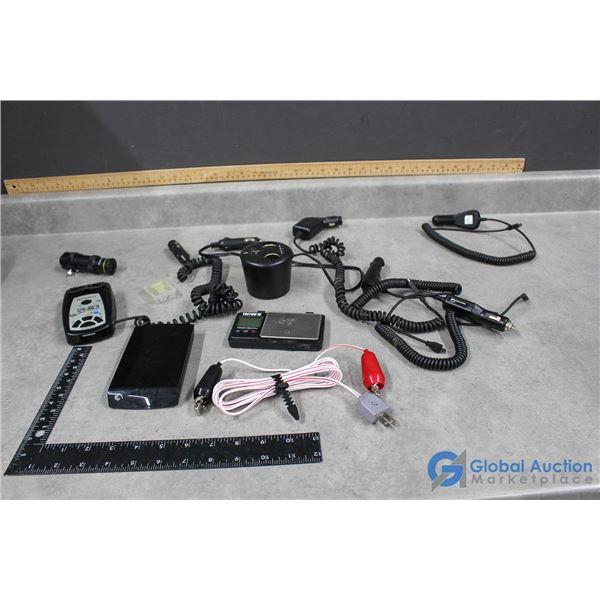 Assorted Car Adaptors