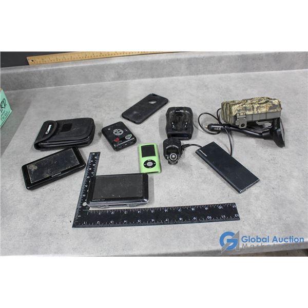 iPod & Assorted Tech Gadgets