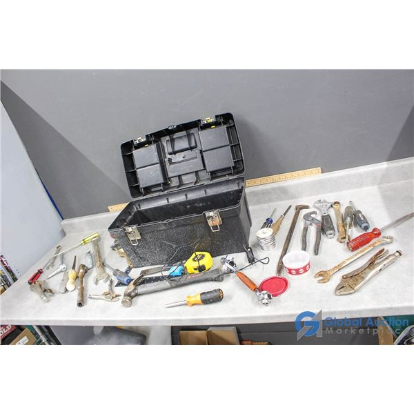 Stanley Toolbox w/Contents