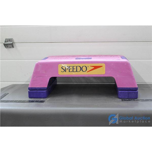 Speedo Adjustable Height Aquasize Step