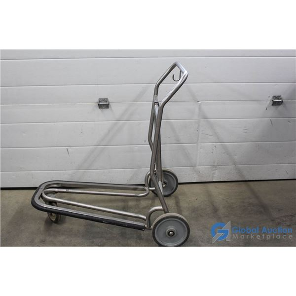 Aluminum Luggage Cart