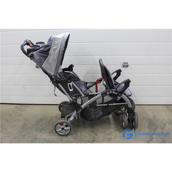 BabyTrend Sit & Stand Double Stroller