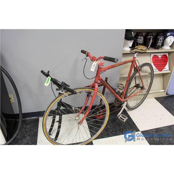 Triumph Mountain Bike Frame & Men's Mountain Bike