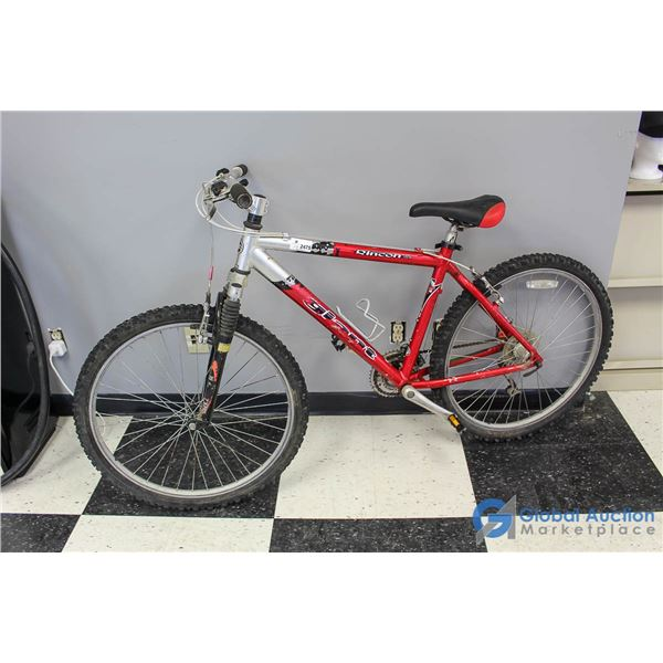 "Men's 26"" Giant Mountain Bike"