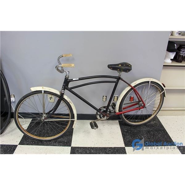 "Vintage 26"" Men's Cruiser Bike"