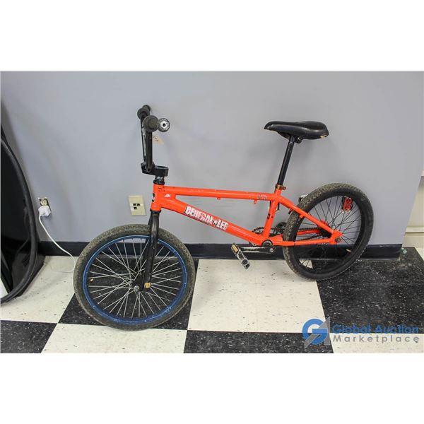 "Unisex 20"" DK BMX Bike"