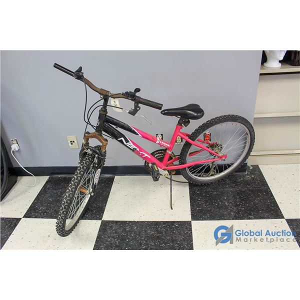 "Youth 24"" Next Mountain Bike"