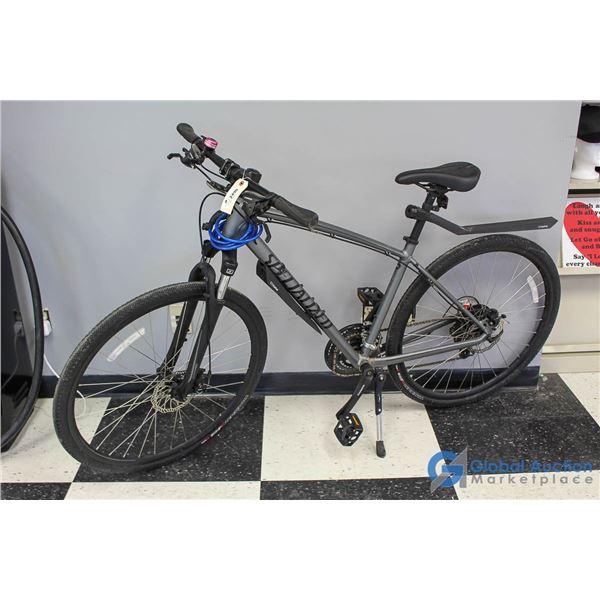 "Men's 38"" Specialized Mountain Bike w/ Disc Brakes"