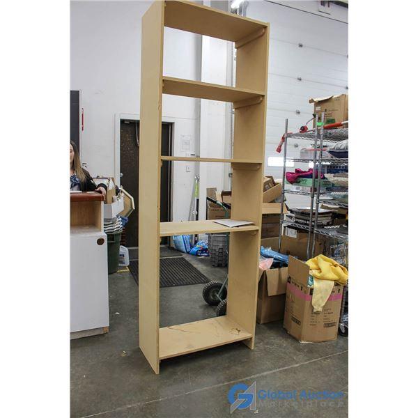 Very Tall Shelf Unit