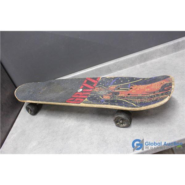 Grizz Skate Board