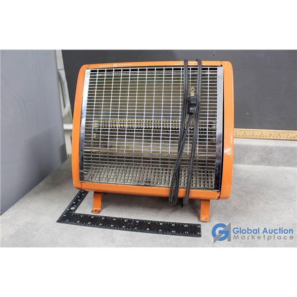 Vintage General Electric Heater