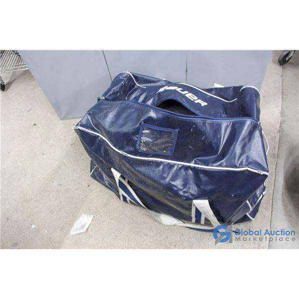 **Bauer Sports Bag w/Equipment