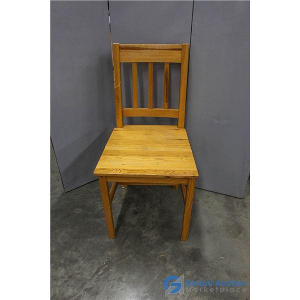**Wooden Chair