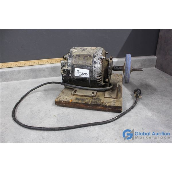 Vintage Tamper AC Motor