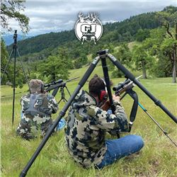 2022 Long Range Shooting School with GJ Outfitters