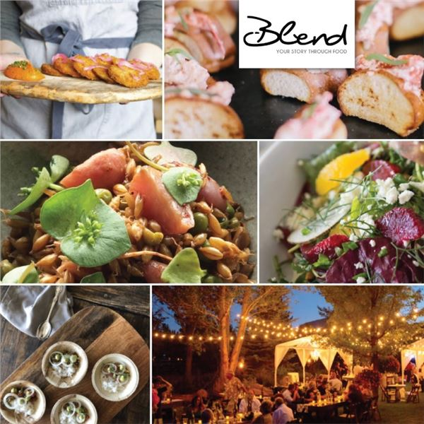 Blend Catering Event for 20