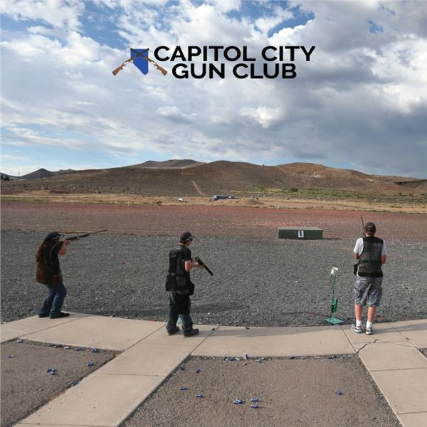One Round of Sporting Clays for 4 people at Capital City Gun Club