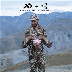 First Lite + Mystery Ranch Complete Head-to-Toe Gear Package