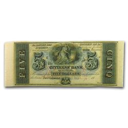 18__ Citizen's Bank of Louisiana $5.00 LA-15 Choice CU
