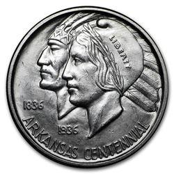 1937-D Arkansas Centennial Half Choice BU
