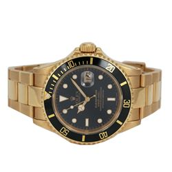 Pre-Owned Rolex Submariner Date 16618
