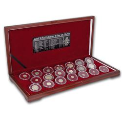 Ancient Silk Road Silver Collection