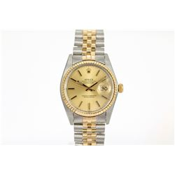 Pre-Owned Rolex Datejust 1601