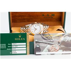 Pre-Owned Rolex Lady Datejust 178271