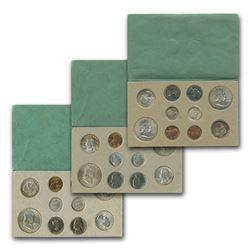 1954 U.S. Double Mint Set