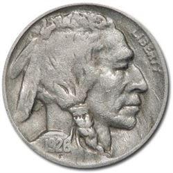1926-D Buffalo Nickel VF