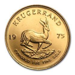 1975 South Africa 1 oz Gold Krugerrand